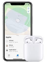 Kayıp AirPods, AirPods Pro veya AirPods Max'inizi bulma - Apple Destek