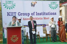 18th annual athletic meet of kiit university concludes annual athletic meet kiit university