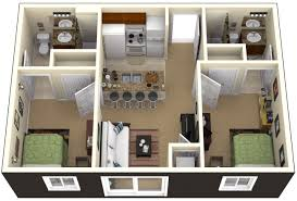 two bedroom house plans south africa