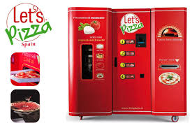 Vending Machine Pizza Maker Gorgeous Distribuidor De Let's Pizza En España Pinterest