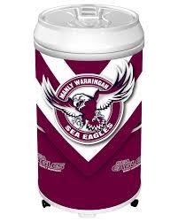 coola can fridge manly sea eagles