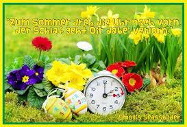 Sommerzeit Die Uhren 1 Stunde Vor Smollis Spaßbilder Sprüche