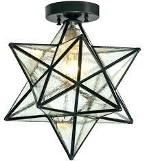 texas star ceiling light fixtures lighting table lamps unique fixture 1 flush mount