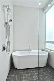small freestanding tub freestanding tub and shower combo immense bathroom ideas incredible small bathtub home design small freestanding tub