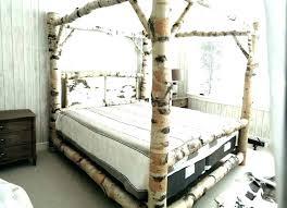 rustic king size bed frame plans – terminal-elite.info