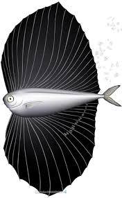 無料画あり深海魚ベンテンウオイラスト 二次使用ok あとりえポルカドッツ