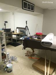 finished office makeover. Basement Office Makeover - Turn Your Cluttered Into A Clean, Functional With Finished D