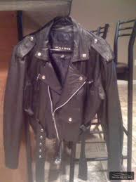 how to remove lunda odor from leather jacket