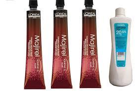 Buy Loreal Majirel 3 Hair Color Tube Each 49 5 Gm 1