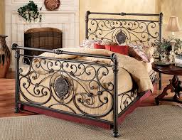 iron bedroom furniture. Amazon.com: Hillsdale Furniture 1039BQR Mercer Bed Set With Rails, Queen, Antique Brown: Kitchen \u0026 Dining Iron Bedroom