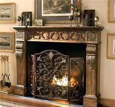 custom size fireplace screens s inserts electric