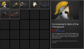 dota 2 item collection