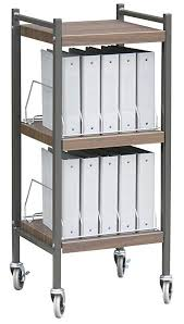 Amazon Com Mini Open Chart Rack 3 Shelves 10 Binder