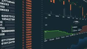 Cryptocurrency Price Charts 4k Bitcoin Trend Graph Trading Chart Cryptocurrency Price Down Block Chain