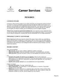 Resume Profile Examples For Students Printable Profile Example For Resume Templates Summary Student A 2