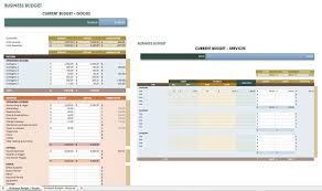 sample business budgets all the best business budget templates smartsheet