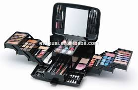 lovely cosmetics cosmetics box professional makeup kit oem made in wan gift set eu and