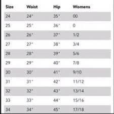 Womens To Juniors Size Chart Reasonable Miss Me Size Chart Womens Miss Me Junior Sizing
