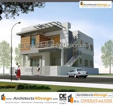 sample 2 for 30x40 house plans north facing ground and 1st floor of 2bhk house plan