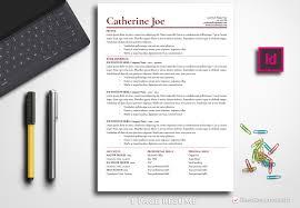 Resume Template Catherine Joe Bestresumes