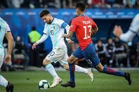 Argentina Cile streaming, guarda la sfida di Copa America in diretta