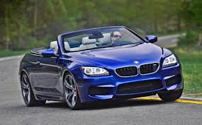 Coupe Series bmw m6 2014 : 2012 BMW M6 Convertible review | Evo
