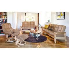 stressless buckingham low back sofa
