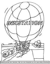 Inkstation Luchtballon Win Een Ballonvaart Voor 2 Personen