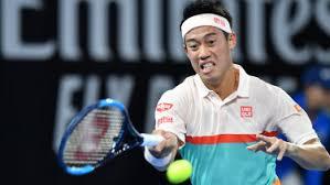 Grigor dimitrov endorses the wilson pro staff 97s, but uses a. Nishikori Gives Japan Hopes On Both Sides Of Brisbane Draw
