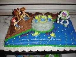First Birthday Cake Coolest Story Birthday Cake Design