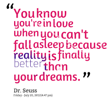 You Know You Re In Love When Quotes Impressive Quotes About Knowing You're In Love 48 Quotes