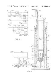 patent us4043428 automatic recycle control for hydraulic patent drawing