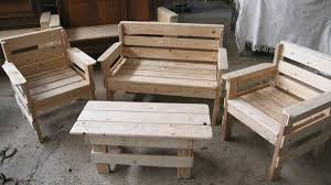 Best 25 Pallet Deck Furniture Ideas On Pinterest  Youtuber With Pallet Furniture For Outdoors