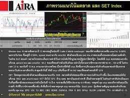13.11.2560 ภาพรวมแนวโน้มตลาดและ SET Index, SET 50 Index Future,  แนวโน้มทองคำ และ Gold Future - บริษัทหลักทรัพย์ ไอร่า จำกัด (มหาชน) AIRA  Securities PLC.