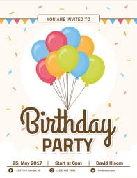 Party Invitation Template Word Free Birthday Invitation Templates Word Tagesspartipp Com