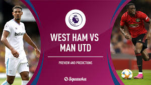 West ham will be hoping to cause an fa cup upset when they travel to old trafford to take on manchester united in tuesday's fifth round clash. West Ham V Man Utd Prediction Team News Stats Premier League