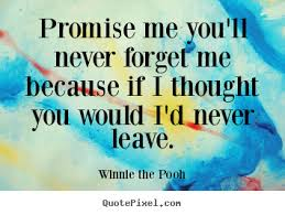 Quotes About Friends Forgetting You. QuotesGram via Relatably.com