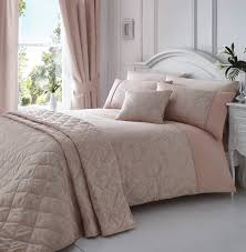 lau luxury faux silk damask bedding duvet covers
