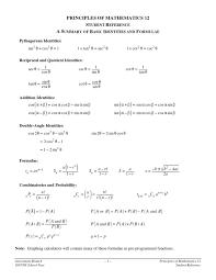 69 Conclusive Math Formula Chart In Hindi