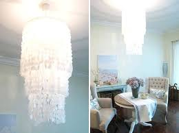 cute paper chandelier diy how to make a polish ideas for your home improvement amazing glamorous