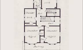 1910 home floor plans house plans