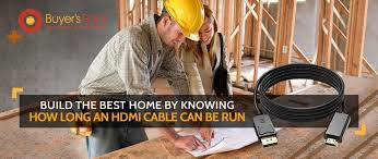how long can an hdmi cable be building