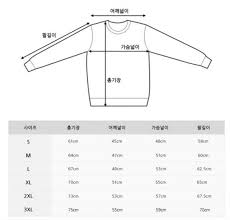 Canada Pants Size Chart Clothing Size Charts Koreanbuddy