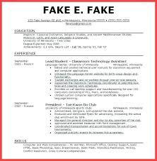 Sample Resume For Job Fair Topshoppingnetwork Com
