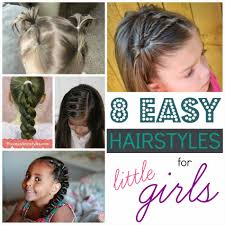 easy braided hairstyles for little girls | Jeryboy.info