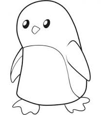 Small Picture How to draw how to draw a penguin for kids Hellokidscom