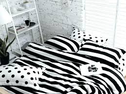 black and white striped duvet cover black and white bed covers black and white striped duvet