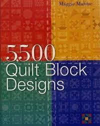 5,500 Quilt Block Designs : Maggie Malone : 9781402720475 & 5,500 Quilt Block Designs Adamdwight.com