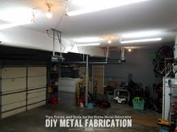 diy garage lighting. DIY - How To Install LED Garage Lighting Diy G