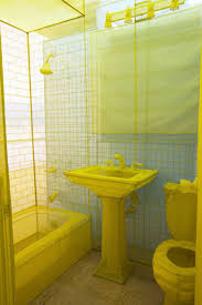 Yellow Bathroom Best 25 Contemporary Yellow Bathrooms Ideas Only On Pinterest